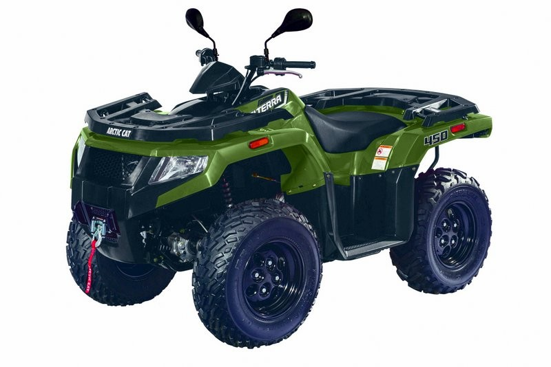 Arctic Cat 450 All Terra 4x4