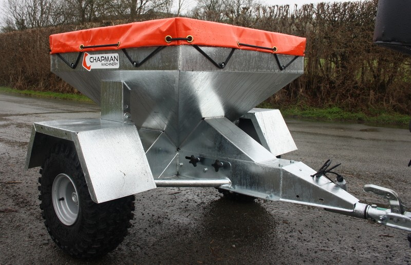 Chapman TF 350 Stock feeder