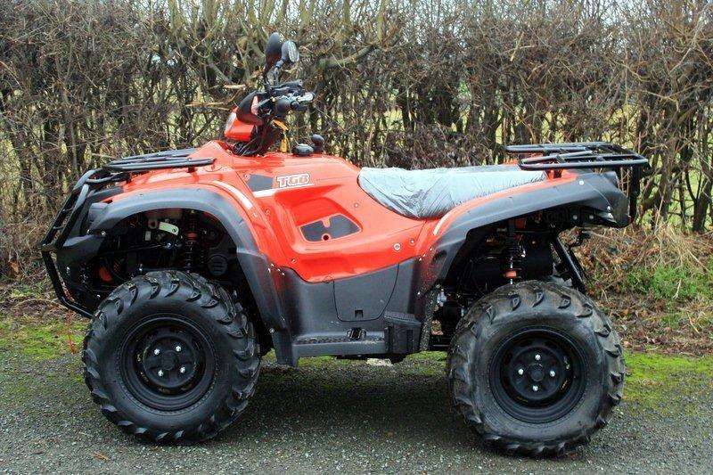 TGB Blade 550SL 4x4 ATV Farm Quad