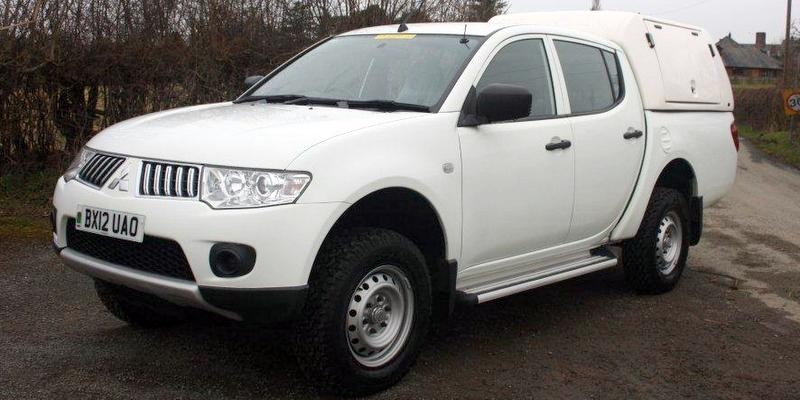 Mitsubishi L200 2.5 DiD 4Life Double Cab Pickup
